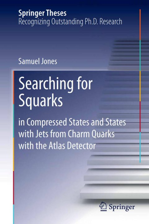 Searching for Squarks - in Compressed States and States with Jets from Charm Quarks with the Atlas Detector
