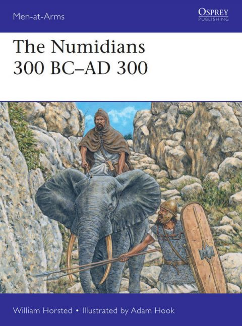 The Numidians 300 BC–AD 300 (Osprey Men‑at‑Arms 537)