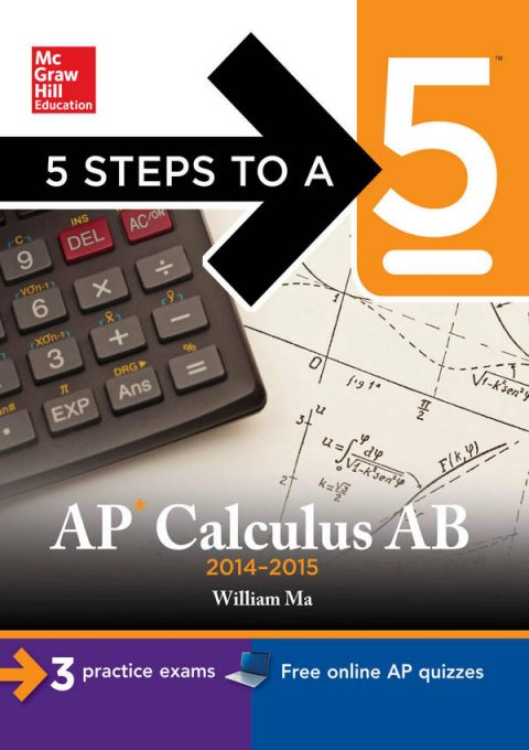 5 Steps to a 5 - AP Calculus AB 2014-2015