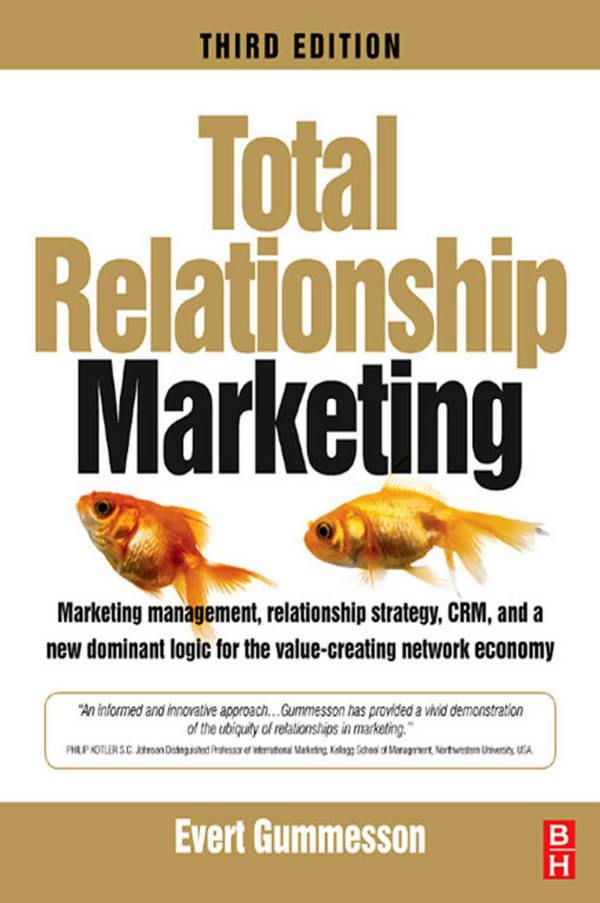 Total Relationship Marketing (3rd Edition)
