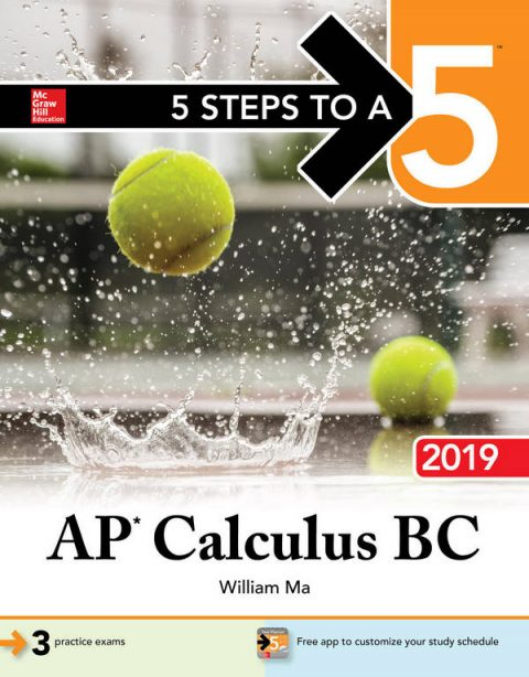 5 Steps to a 5 - AP Calculus BC 2019
