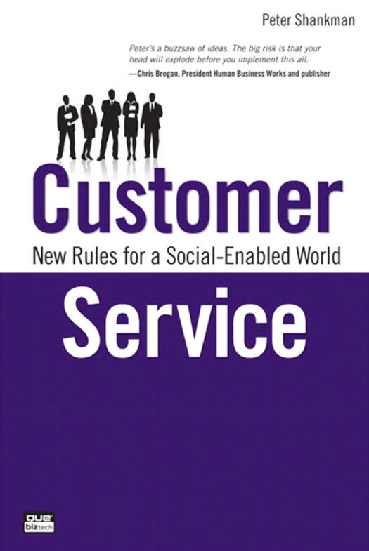 Customer Service - New Rules for a Social Media World