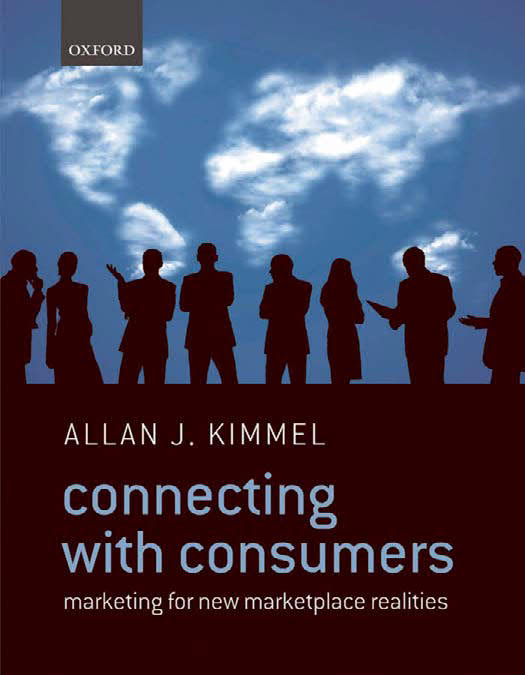 Connecting with Consumers - Marketing For New Marketplace Realities