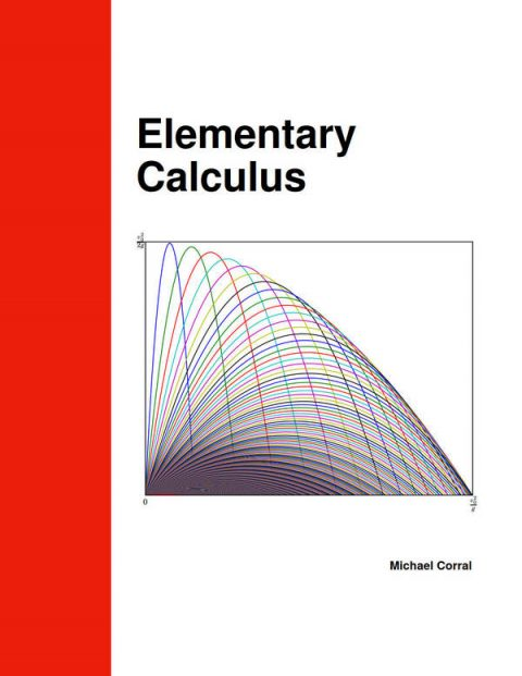Elementary Calculus (Corral)