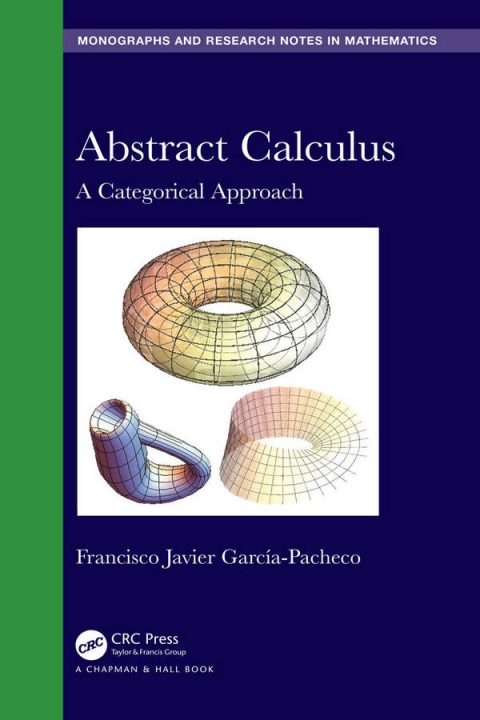 Abstract Calculus - A Categorical Approach