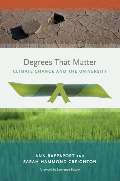 Degrees That Matter - Climate Change and the University