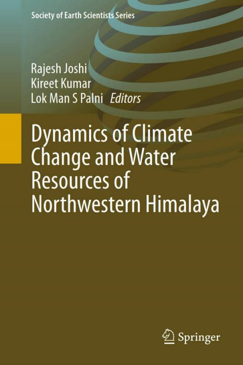 Dynamics of Climate Change and Water Resources of Northwestern Himalaya