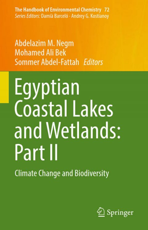 Egyptian Coastal Lakes and Wetlands - Part II - Climate Change and Biodiversity