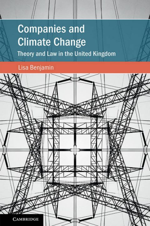 Companies and Climate Change - Theory and Law in the United Kingdom