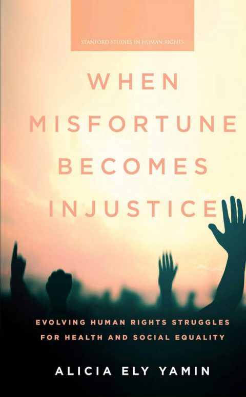 When Misfortune Becomes Injustice - Evolving Human Rights Struggles for Health and Social Equality