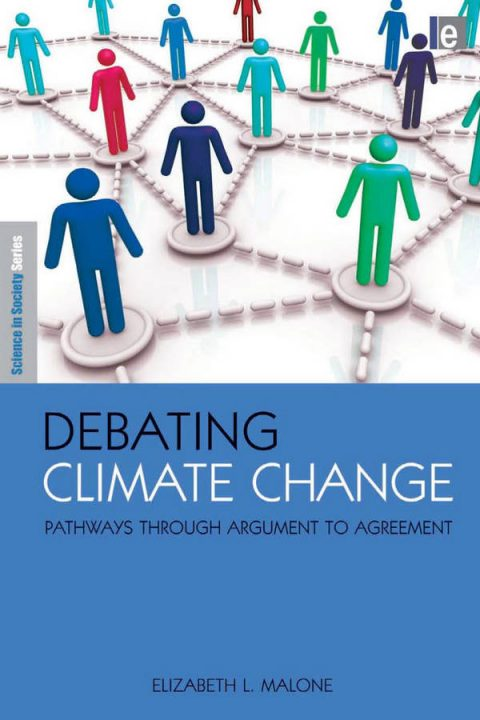 Debating Climate Change - Pathways Through Argument to Agreement