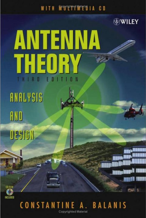 Antenna Theory - Analysis and Design (3rd Edition)