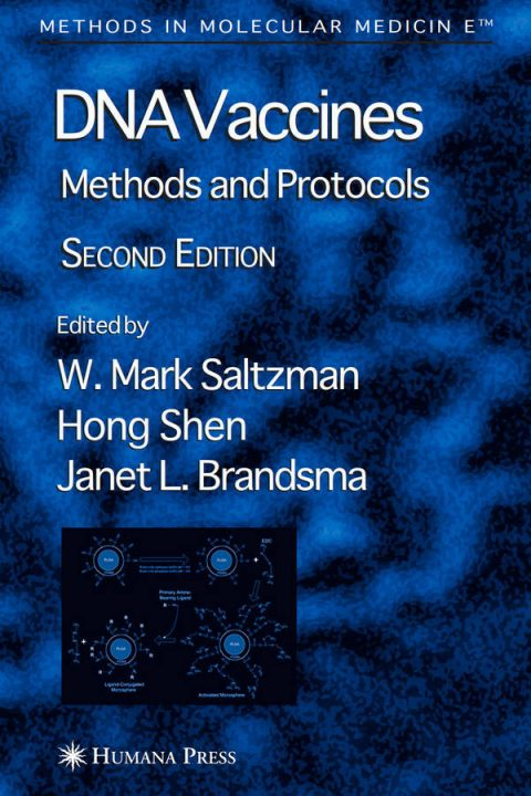 DNA Vaccines - Methods and Protocols (2nd Edition)