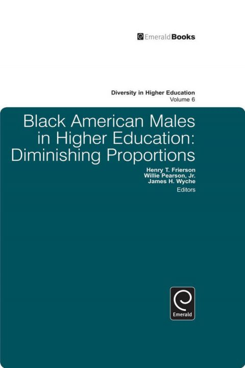 Black American Males in Higher Education - Diminishing Proportions
