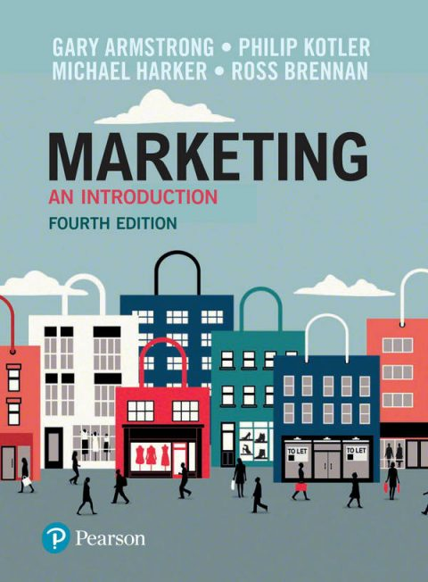 Marketing - An Introduction (Armstrong, 4th Edition)