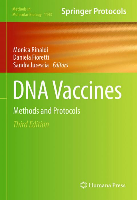 DNA Vaccines - Methods and Protocols (3rd Edition)