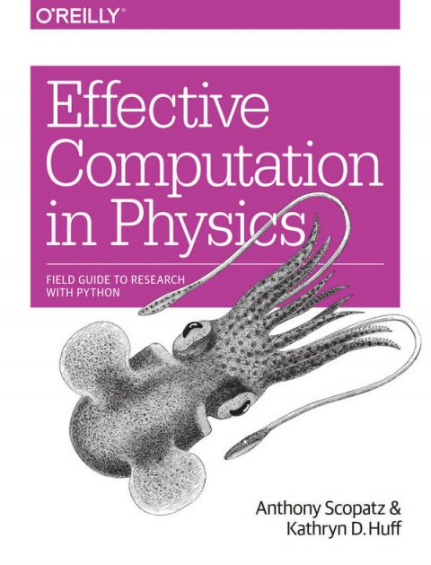 Effective Computation in Physics - Field Guide to Research with Python