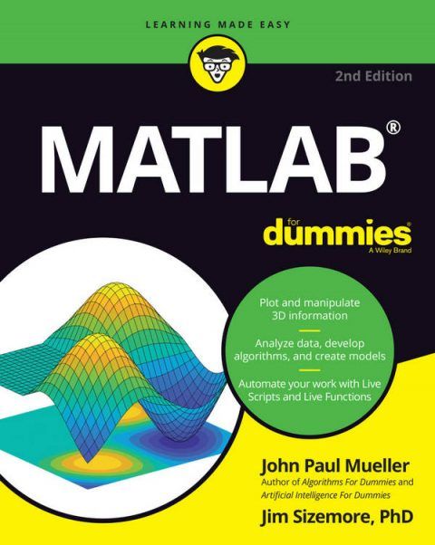 MATLAB For Dummies (2nd Edition)
